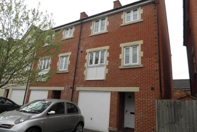 Thumbnail Property to rent in Tucker Close, Frome, Somerset