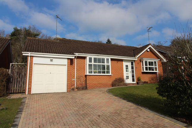 Thumbnail Detached bungalow for sale in Wordsley Close, Redditch