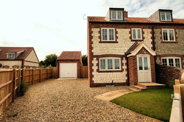 Thumbnail Cottage to rent in High Street, Thornham, Hunstanton