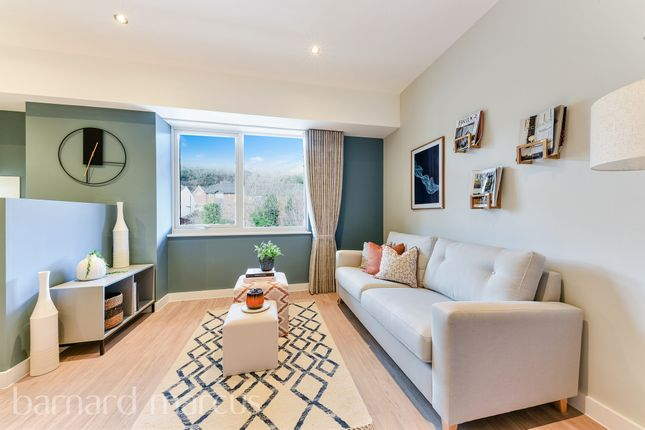 Thumbnail Flat for sale in Brighton Road, Redhill
