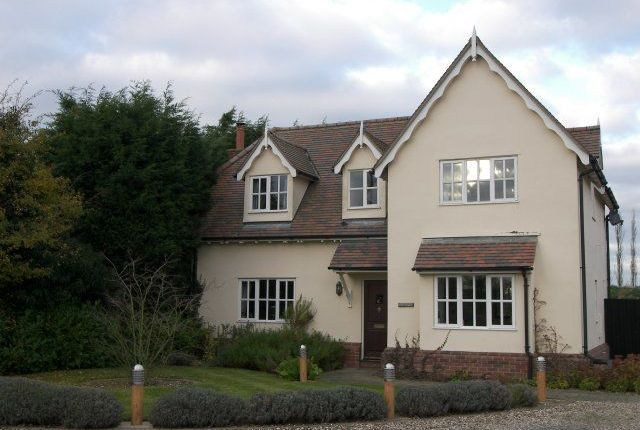 Thumbnail Detached house to rent in Mersea Road, Peldon, Colchester, Essex