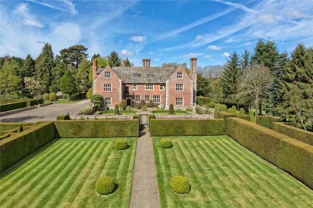 Thumbnail Detached house for sale in Plaish, Church Stretton, Shropshire
