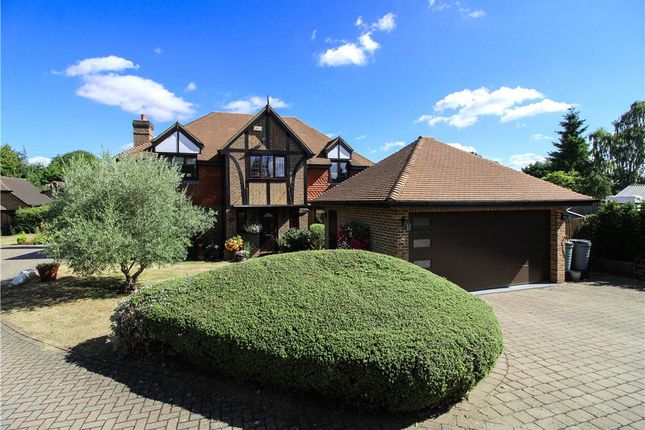 Thumbnail Detached house for sale in Northwick, Eversley, Hook, Hampshire