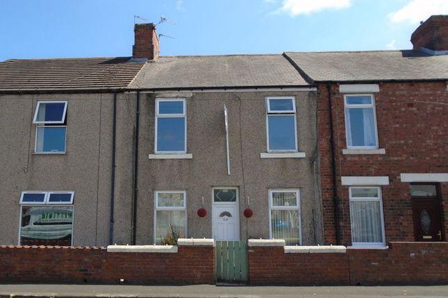 Thumbnail Flat to rent in Pioneer Terrace, Bedlington