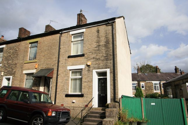 Thumbnail Terraced house to rent in Wood Street, Hyde
