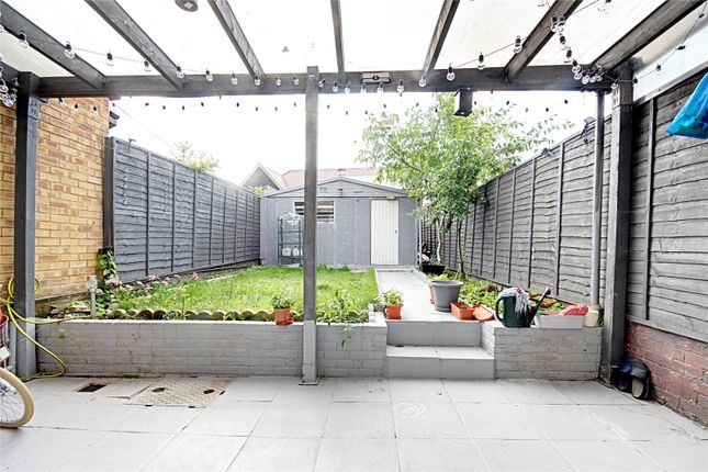Thumbnail Terraced house to rent in St Edmunds Road, London
