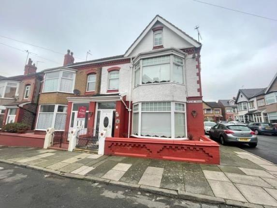 Thumbnail Semi-detached house for sale in Wilne Road, Wallasey, Merseyside