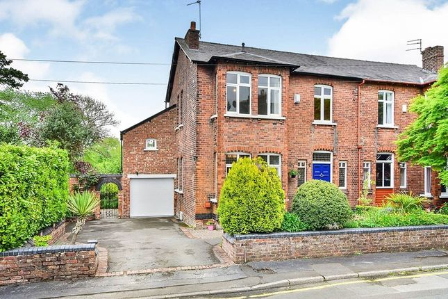 Thumbnail Semi-detached house for sale in Hawthorn Grove, Wilmslow