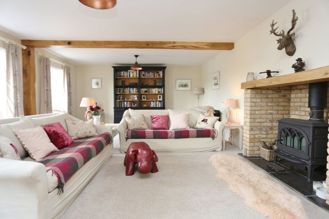 Thumbnail Detached bungalow for sale in Hospital Road, Shirrell Heath, Southampton