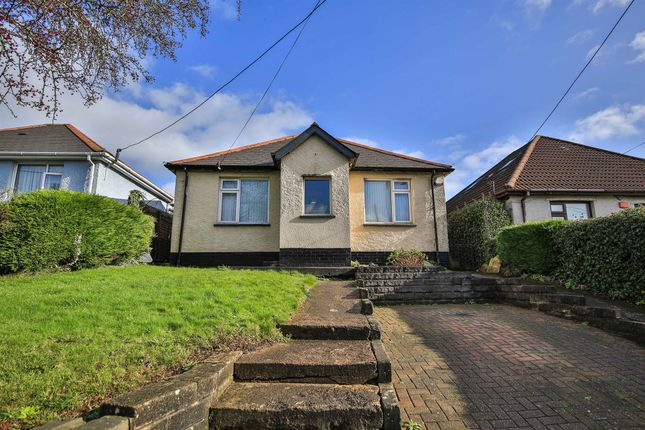 Thumbnail Detached bungalow for sale in Wentloog Road, Rumney, Cardiff