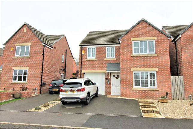 Thumbnail Detached house for sale in Mitchells Avenue, Wombwell, Barnsley