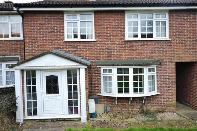 Thumbnail Flat to rent in Leam Close, Colchester