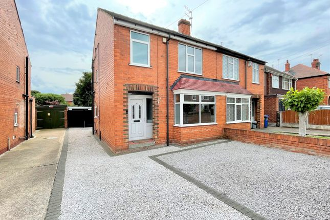 Thumbnail Semi-detached house for sale in Ardeen Road, Doncaster
