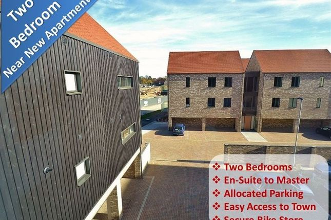 Thumbnail Flat to rent in Ninewells, Knightly Avenue, Cambridge