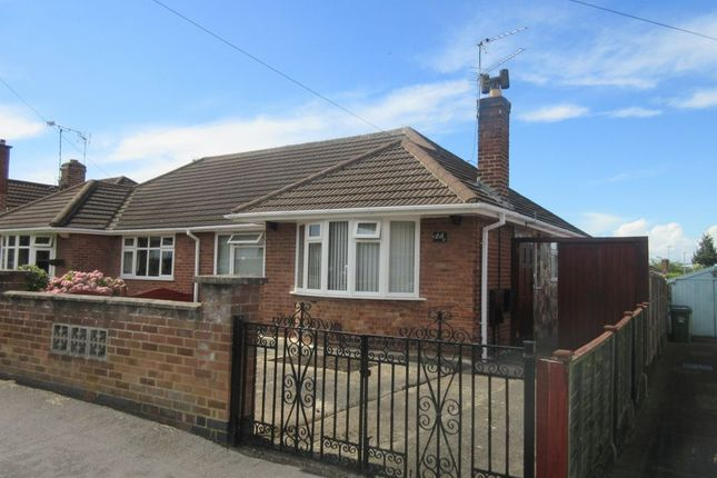 Thumbnail Bungalow to rent in Festival Avenue, Thurmaston