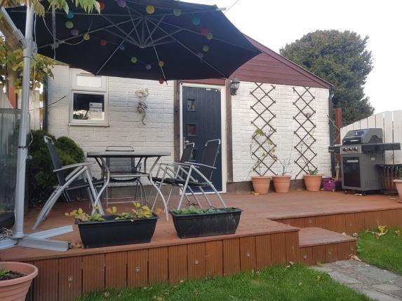 Garden/Workshop of Fyfield Road, Rainham RM13