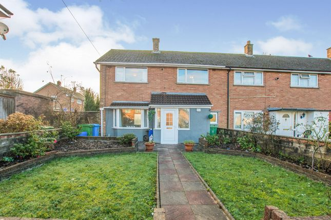 3 bed terraced house for sale in Ball Road, Llanrumney, Cardiff CF3