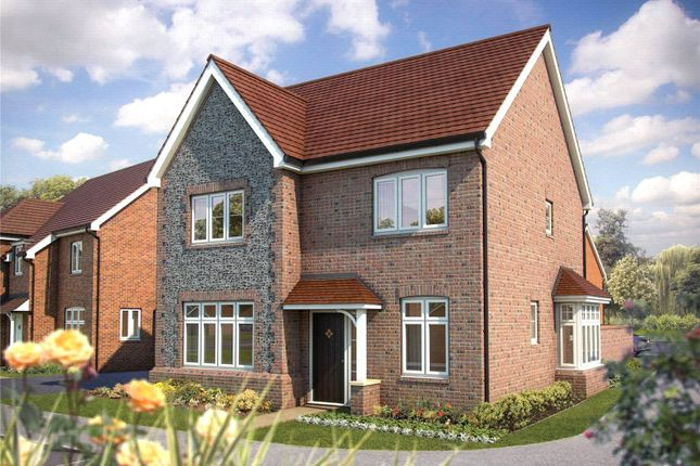 Thumbnail Detached house for sale in The Aspen II, Chiltern View, Chinnor