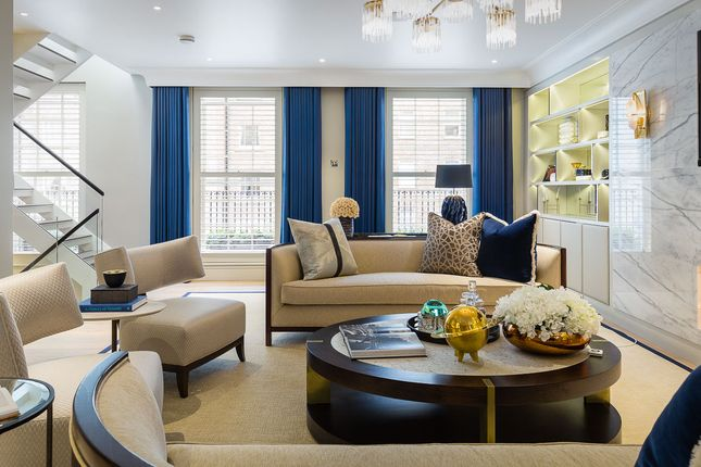 Thumbnail Mews house for sale in Boscobel Place, Belgravia, London