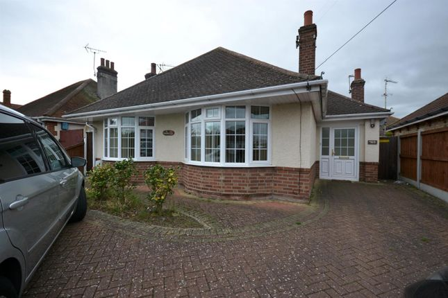 Thumbnail Detached bungalow to rent in London Road, Clacton-On-Sea