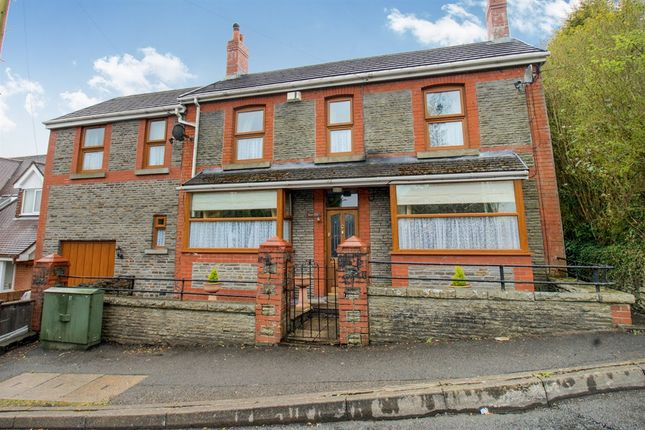 Thumbnail Detached house for sale in Plas Carmel, Graigwen Road, Pontypridd