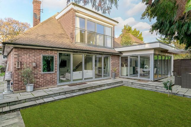 Thumbnail Detached house to rent in Grand Drive, London