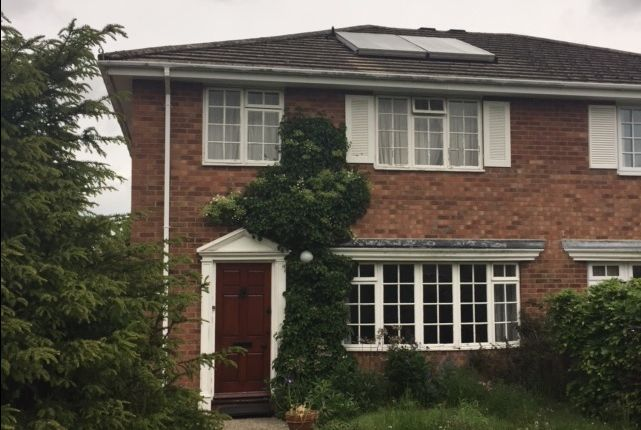 Thumbnail Semi-detached house to rent in Fairfields Court, Basingstoke