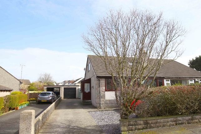 Thumbnail Bungalow for sale in St. James Drive, Burton, Carnforth