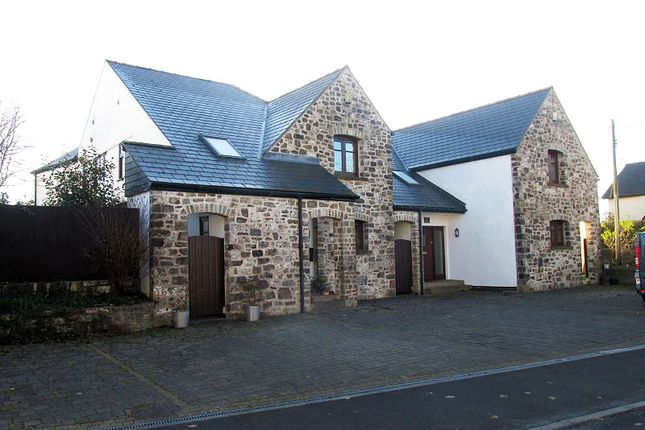 Thumbnail Detached house for sale in Cefn Bychan, Pentyrch