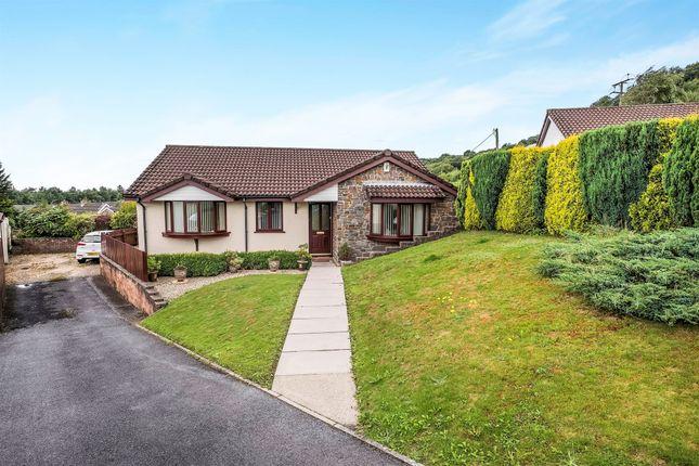 Thumbnail Detached bungalow for sale in Oak Hill Park, Skewen, Neath