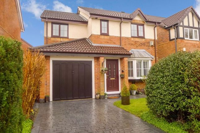 Thumbnail Detached house for sale in The Sycamores, Radcliffe, Manchester