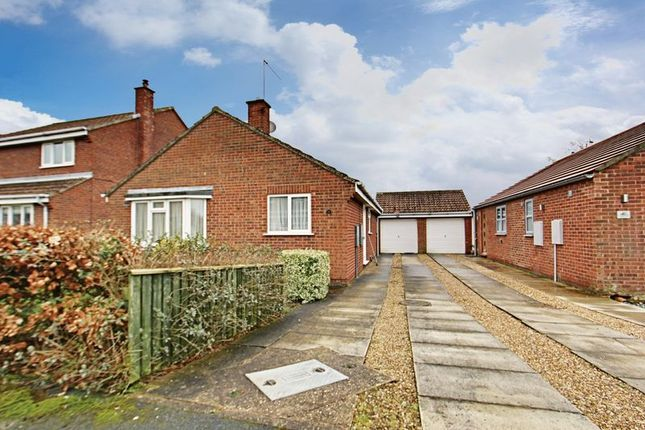 Thumbnail Detached bungalow for sale in Green Lane, Tickton, Beverley