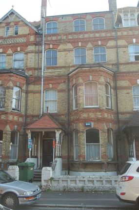 Thumbnail Flat to rent in Westbourne Gardens, Folkestone