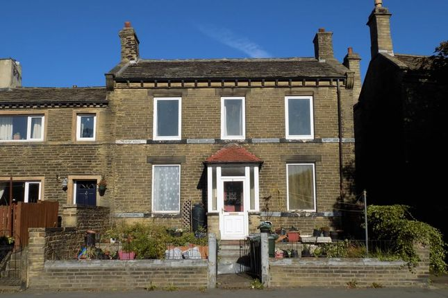 Thumbnail Terraced house for sale in West End, Queensbury, Bradford 13
