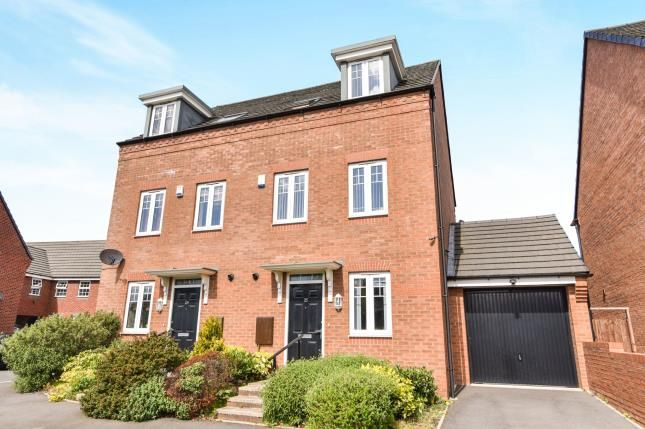 Thumbnail Semi-detached house for sale in Marnham Road, West Bromwich, West Midlands