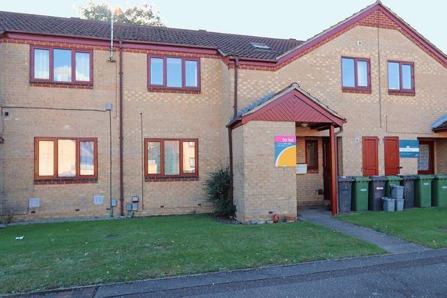 Thumbnail Flat to rent in Danish Court, Werrington, Peterborough