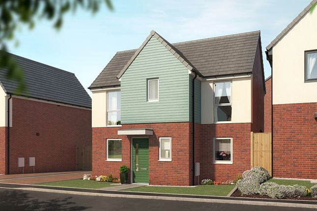 """Thumbnail Property for sale in """"The Rufforth"""" at Little Eaves Lane, Stoke-On-Trent"""