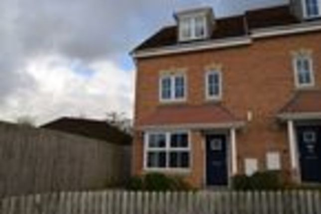 Thumbnail Semi-detached house to rent in Birkby Close, Hamilton, Leicester