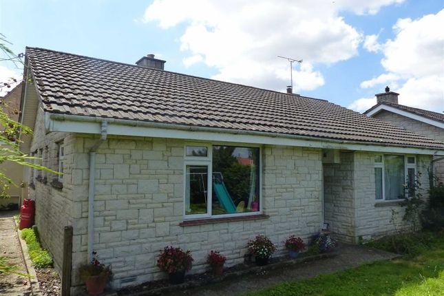 Thumbnail Detached bungalow for sale in Glebeland Close, Dorchester, Dorset