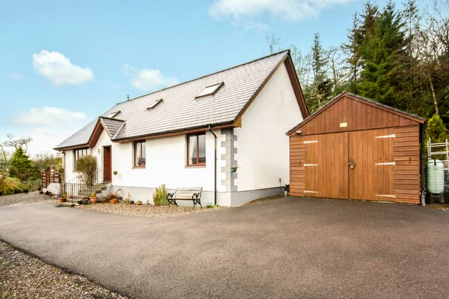 Thumbnail Detached house for sale in Tradewinds, Lochawe