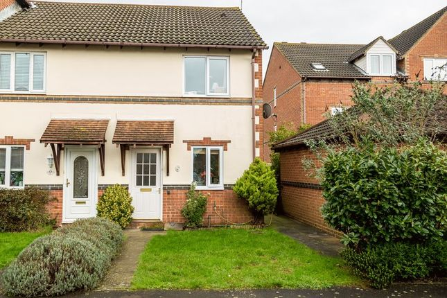 Thumbnail Semi-detached house to rent in Althorpe Drive, Portsmouth