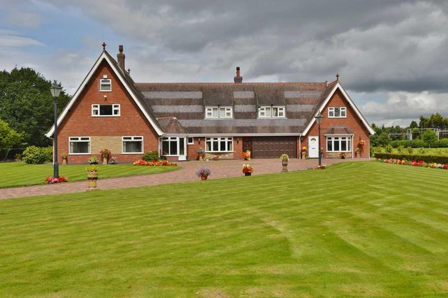 Thumbnail Detached house for sale in New Road, Slade Heath, Wolverhampton