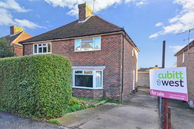 3 bed semi-detached house for sale in East Way, Lewes, East Sussex