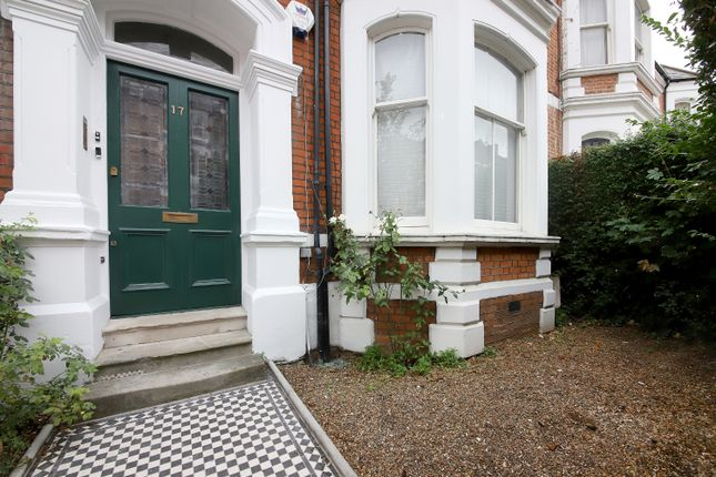 Thumbnail Flat for sale in Ormiston Grove, London