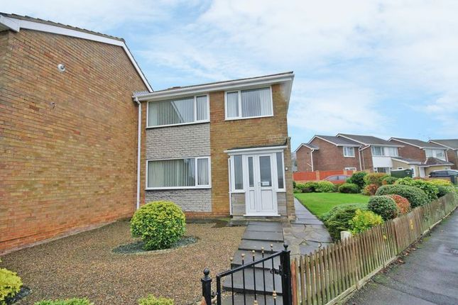Thumbnail Terraced house for sale in Victoria Close, New Marske, Redcar
