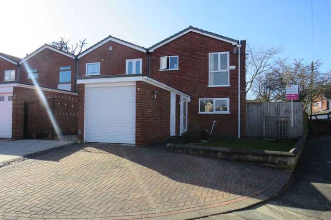 Thumbnail End terrace house for sale in Rathmore Close, Prenton