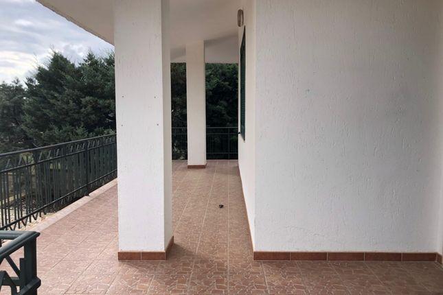 Veranda of Villa Tua, Ostuni, Puglia, Italy