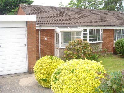 Thumbnail Semi-detached bungalow for sale in Old Road, Dukinfield