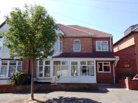 Thumbnail Semi-detached house for sale in Eileen Road, Sparkhill, Birmingham, West Midlands