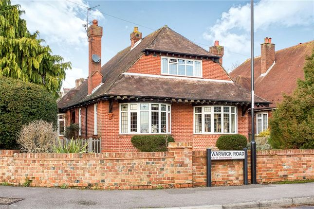 Thumbnail Detached house for sale in Melrose Road, Southampton, Hampshire